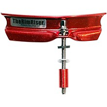 The RimRiser Cross Stick Performance Enhancer Red Sparkle