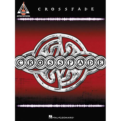 Hal Leonard Crossfade Guitar Tab Songbook