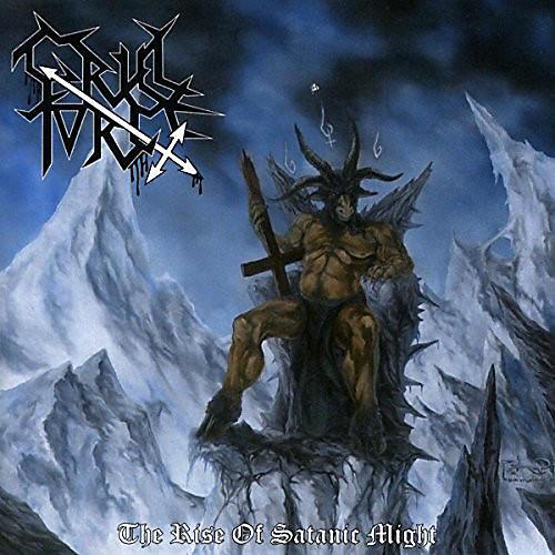 Alliance Cruel Force - Rise Of Satanic Might (White Vinyl)
