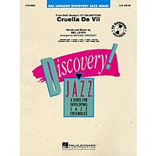 Hal Leonard Cruella De Vil Jazz Band Level 1-2 Arranged by Michael Sweeney