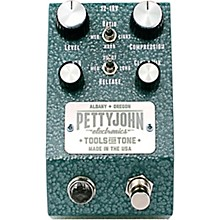 Pettyjohn Electronics Crush Compressor Effects Pedal