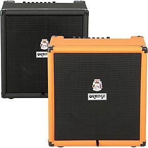 orange amplifiers crush pix bass series cr100bxt 100w 1x15 bass combo amp musician 39 s friend. Black Bedroom Furniture Sets. Home Design Ideas