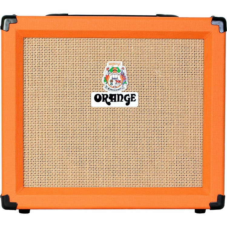 Orange Amplifiers Crush PiX Series CR35LDX 35W 1x10 Guitar Combo Amp Orange
