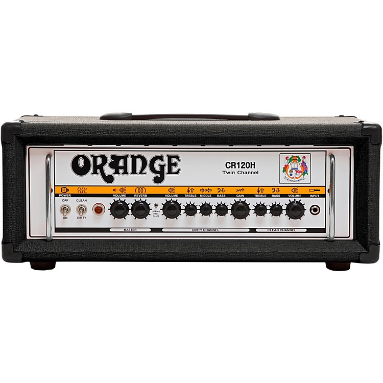 Orange AmplifiersCrush Pro CR120H 120W Guitar Amp Head