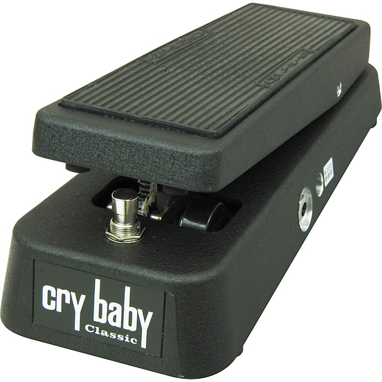DunlopCry Baby Classic Fasel Inductor Wah Pedal