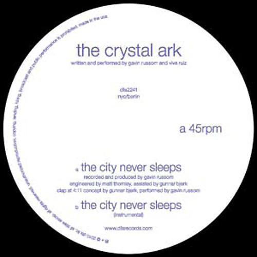 Alliance Crystal Ark - The City Never Sleeps