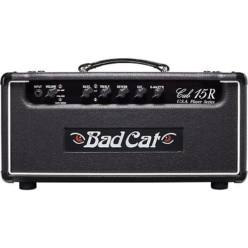 Bad Cat Cub 15R USA Player Series 15W Tube Guitar Amp Head-thumbnail