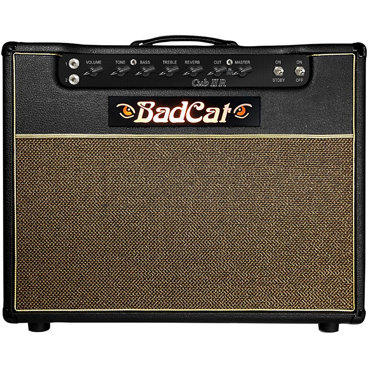 Bad Cat Cub II R 15W 1x12 Guitar Tube Combo Amp