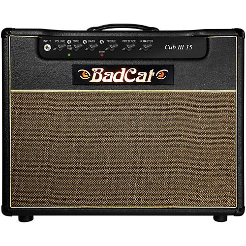Bad Cat Cub III 15w 1x12 Guitar Combo Amp-thumbnail