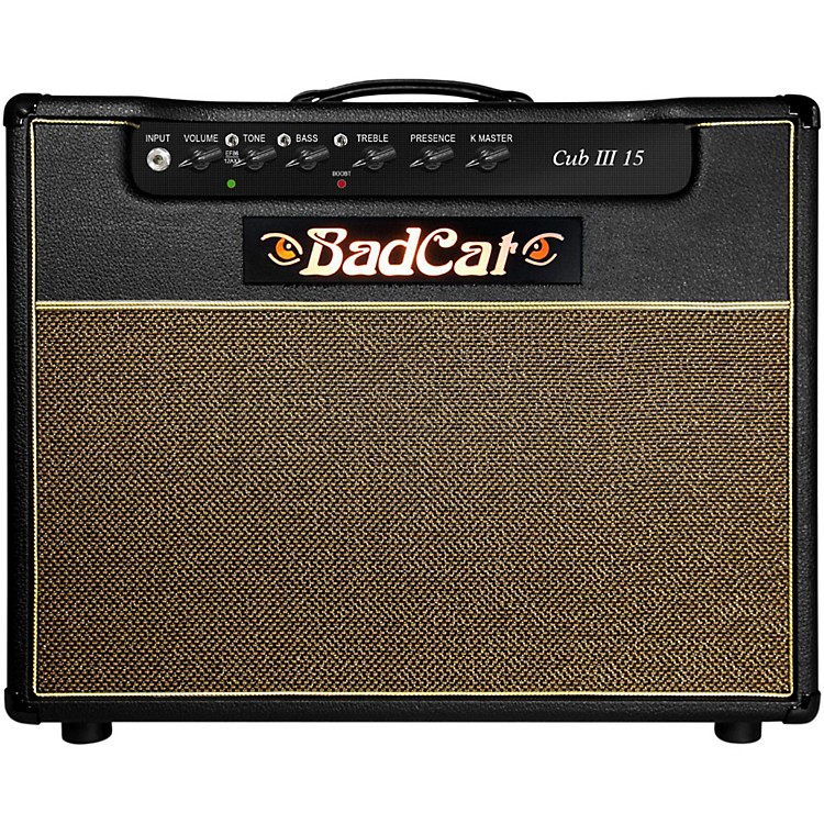 Bad CatCub III 15w 1x12 Guitar Combo Amp