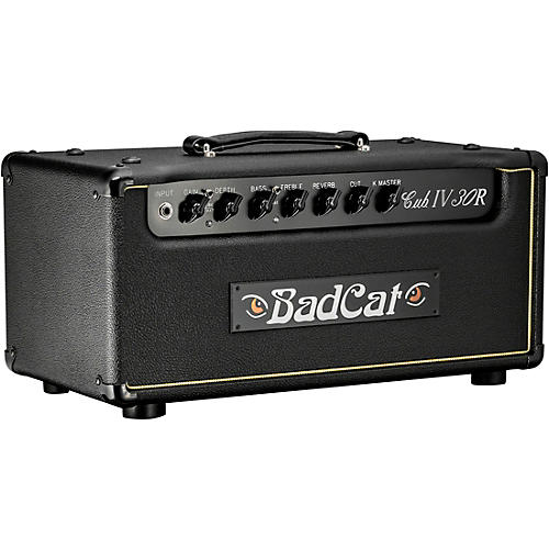 Bad Cat Cub III 30W Guitar Head with Reverb-thumbnail