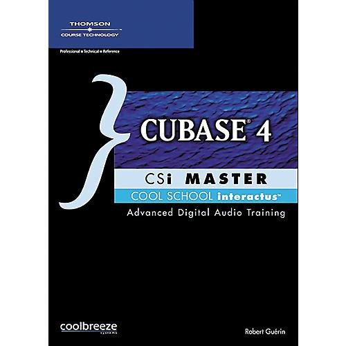 Course Technology PTR Cubase 4 CSi Master DVD-ROM-thumbnail