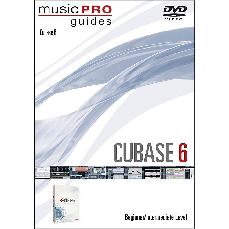 Hal LeonardCubase 6 Music Pro Guide DVD Tutorial