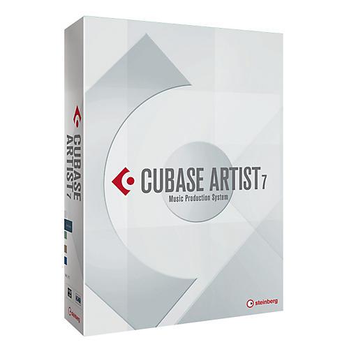 Steinberg Cubase Artist 7 Update from Cubase Artist 6