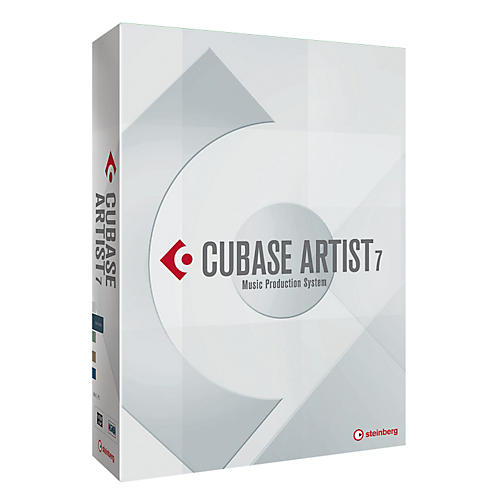 Steinberg Cubase Artist 7 Upgrade from LE/AI 4/5/6/7, Sequ 2/3, SE 3, Studio Case 2