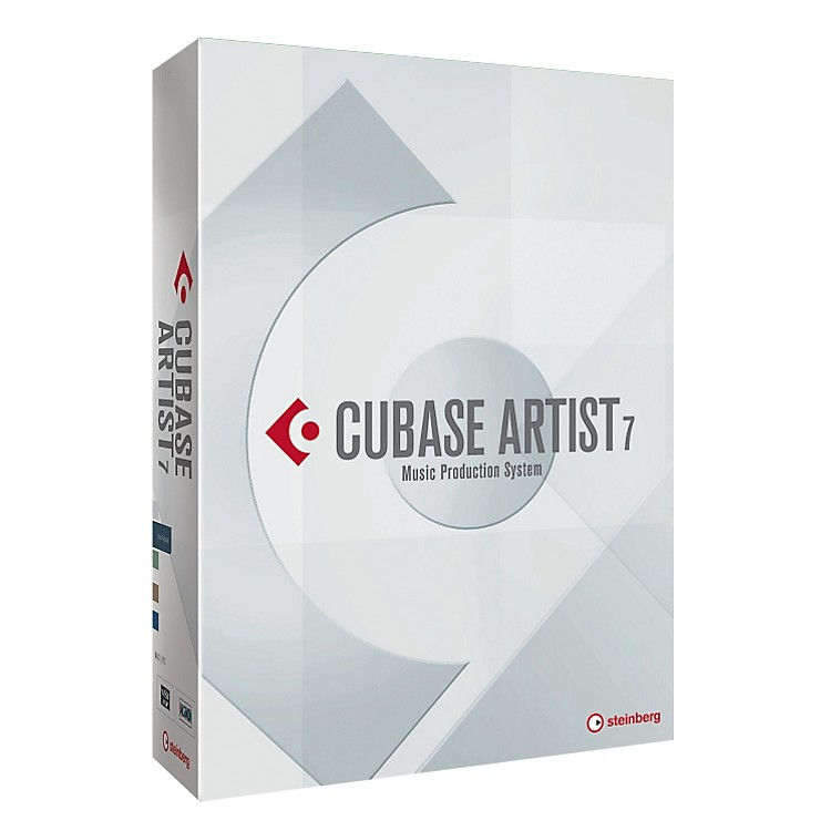 Steinberg Cubase Artist 7 Upgrade from LE/AI 4/5/6/7, Sequ 2/3, SE 3, Studio Case 2