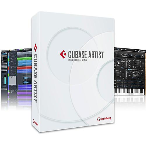 Steinberg Cubase Artist 8.5  - Upgrade from Cubase Elements 6/7/8 or Cubase Studio 4/5