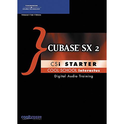 Course Technology PTR Cubase SX 2 Starter (CD-ROM)