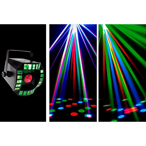 CHAUVET DJ Cubix 2.0 LED DMX Effect Light