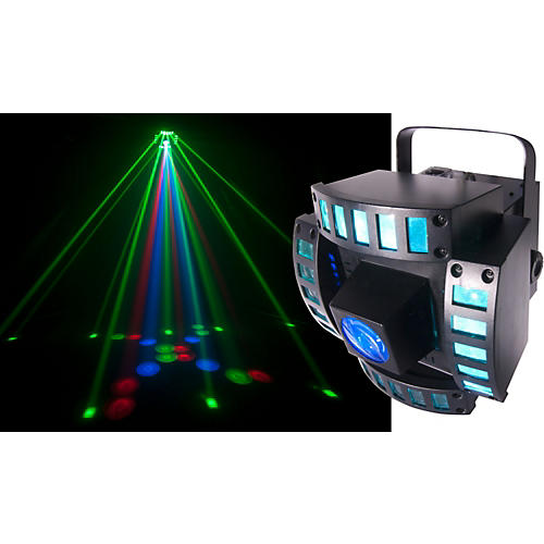 CHAUVET DJ Cubix Multicolored LED Effect Light-thumbnail