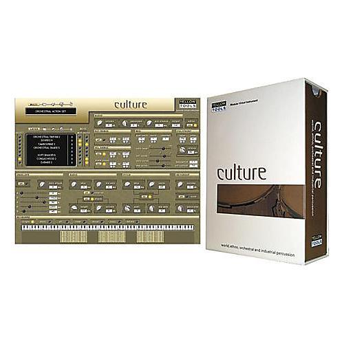 Yellow Tools Culture Modular Virtual Instrument-thumbnail