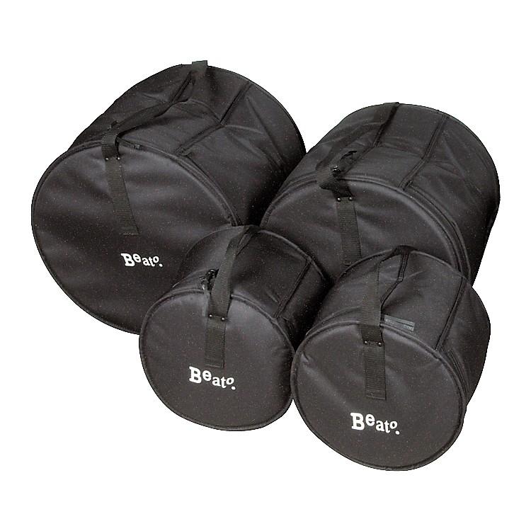 BeatoCurdura 4-Piece Large Rock Drum Bag Set