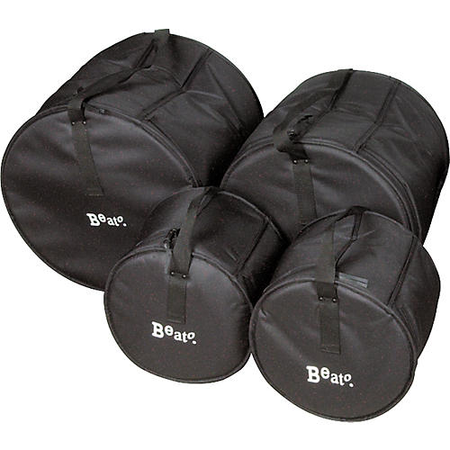 Beato Curdura 4-Piece Rock Drum Bag Set