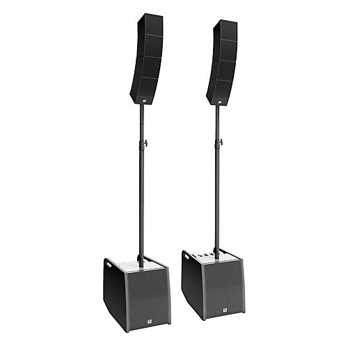 LD Systems Curv 500 ES Portable Array System Entertainer Set with Power Extension Set-thumbnail