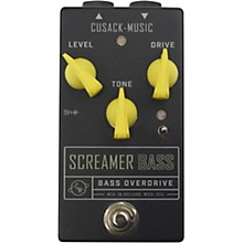 Cusack Music Cusack Music Screamer Bass Overdrive Effects Pedal