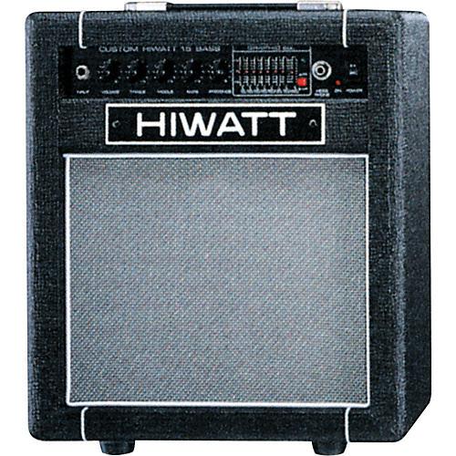 Hiwatt Custom 15 Watt Bass Amplifier