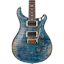 Custom 24 10-Top Electric Guitar Faded Whale Blue