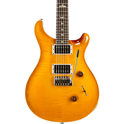 PRS Custom 24 Carved Figured Maple Top with Gen 3 Tremolo Solid Body Electric Guitar-thumbnail