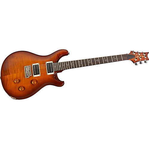 PRS Custom 24 Doublecut Electric Guitar With Wide Thin Neck, 5-Way Rotary Switch and Nickel Hardware