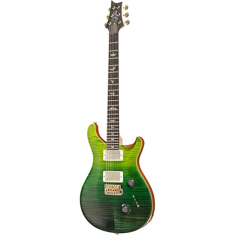 PRSCustom 24 Flamed Artist Package Electric Guitar with Figured Maple NeckEriza Verde Smokeburst