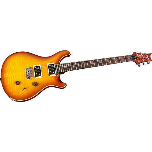 PRS Custom 24 with 10-Top and Wide Thin Neck plus 5-Way Blade Electric Guitar-thumbnail