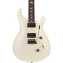 Custom 24 with Carved Top Electric Guitar Antique White