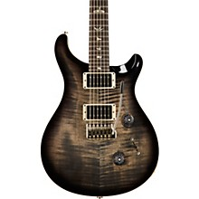 Custom 24 with Carved Top Electric Guitar Charcoal Burst