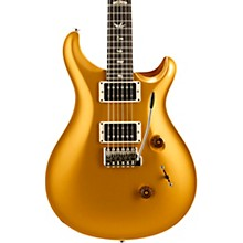 Custom 24 with Carved Top Electric Guitar Gold Top