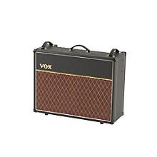 Vox Custom AC15C2 15W 2x12 Tube Guitar Combo Amp Level 1 Black