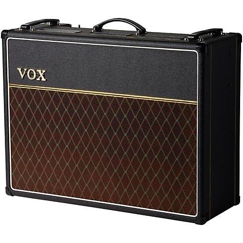 Vox Custom AC30C2X 30W 2x12 Tube Guitar Combo Amp Black