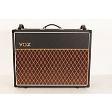 Vox Custom AC30C2X 30W 2x12 Tube Guitar Combo Amp Level 2 Black 190839101259