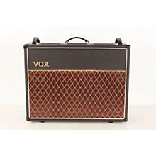 Vox Custom AC30C2X 30W 2x12 Tube Guitar Combo Amp Level 2 Black 888366013410
