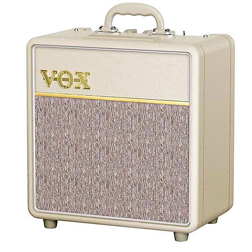 Vox Custom AC4C1 4W 1x10 Tube Guitar Combo-thumbnail