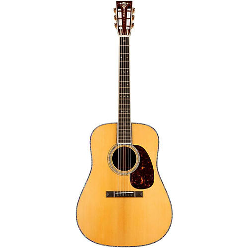 Martin Custom Century Series with VTS D-42 Dreadnought Acoustic Guitar