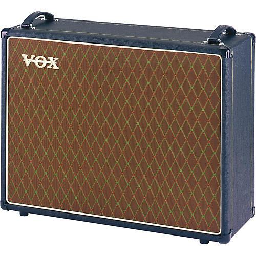Vox Custom Classic V212BNX 30W 2x12 Guitar Extension Cabinet with Alnico Blues