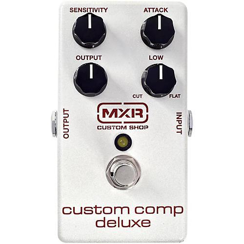 MXR Custom Shop Custom Compressor Deluxe Guitar Effects Pedal