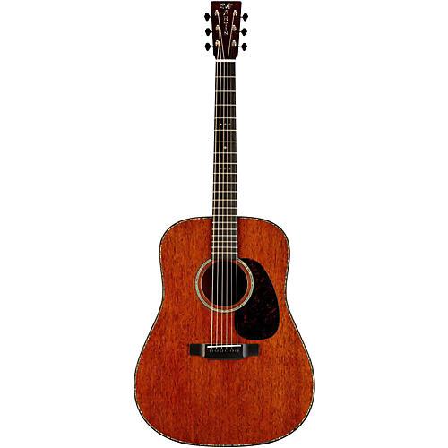 Martin Custom D-14 Mahogany Top Dreadnought Acoustic Guitar-thumbnail