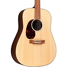 Open Box Martin Custom D Rosewood Dreadnought Left-Handed Acoustic Guitar