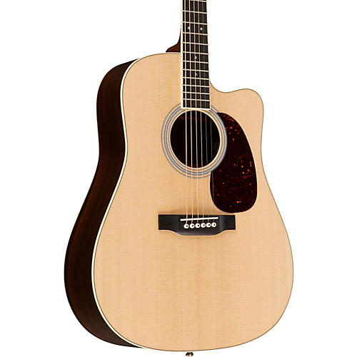 Martin Custom DC-MMVE Dreadnought Acoustic-Electric Guitar-thumbnail