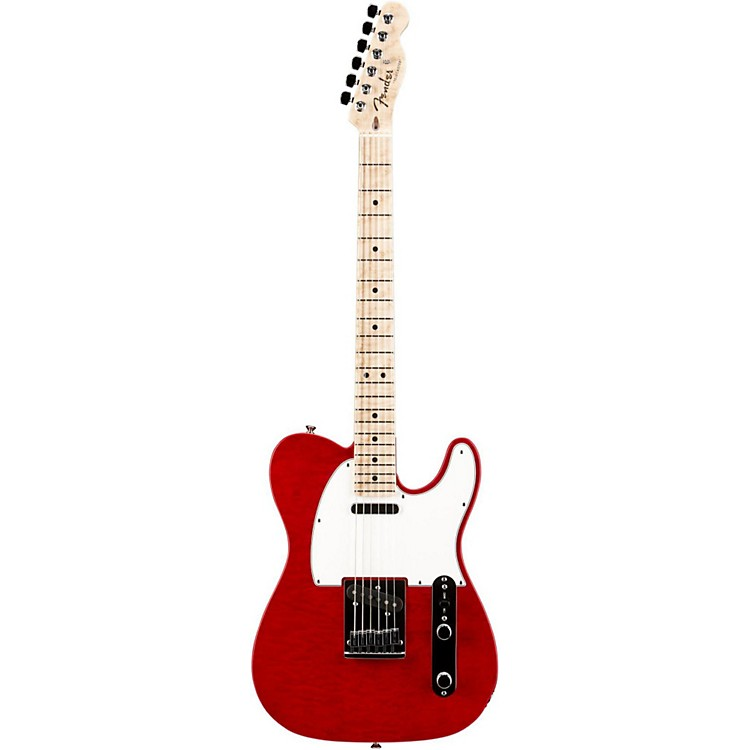 Fender Custom ShopCustom Deluxe Telecaster Electric Guitar with Maple Fingerboard